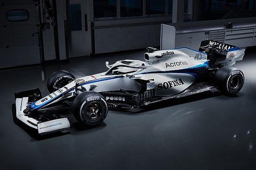 Williams desvela su nueva decoración para la F1 2020