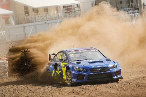 Rules change would allow Subaru to enter WRX