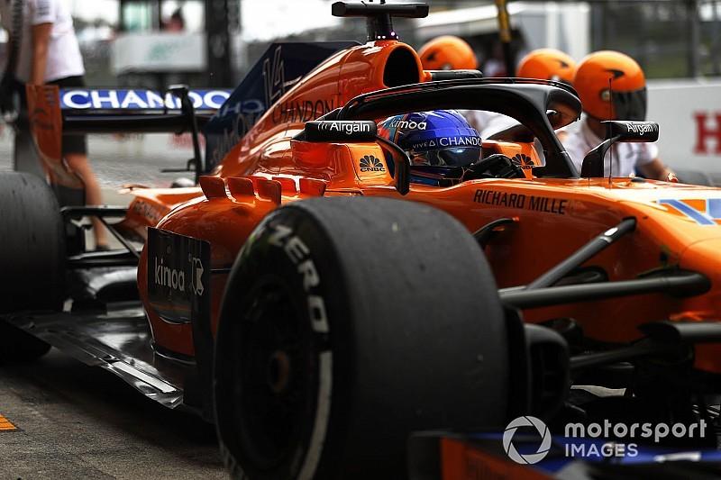 Hat McLaren Reifen-Deadline verpasst? Auch FIA