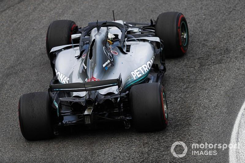 Hamilton enfrenta preocupações com motor para Abu Dhabi