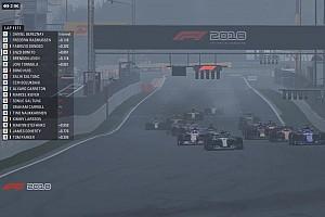 F1 eSpor'da Leigh ve Mercedes fırtınası sürüyor