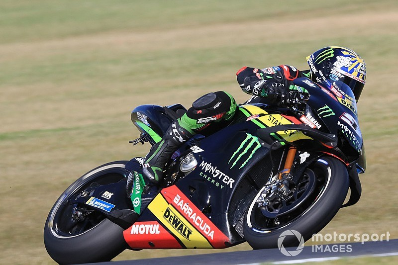 "Zarco: ""Es horrible, aquí corres asustado"""