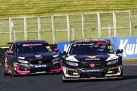 Neal stripped of Croft BTCC R2 victory, Cook takes back win
