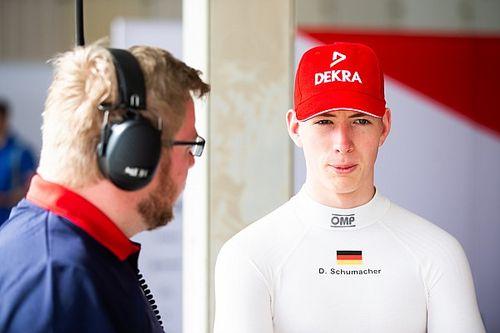 F3: David Schumacher firma con Trident per la stagione 2021