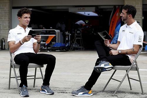 """براون """"يشعر بالإطراء الشديد"""" لتصدّر مكلارين كأكثر الفرق شعبية ضمن استبيان متابعي الفورمولا واحد"""