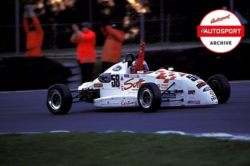 Archive: How Button achieved a rare Formula Ford feat
