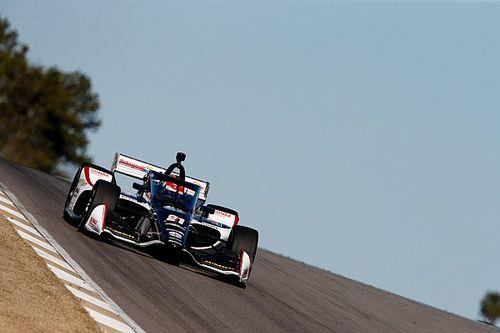 VeeKay aan kop tijdens IndyCar-test op Barber