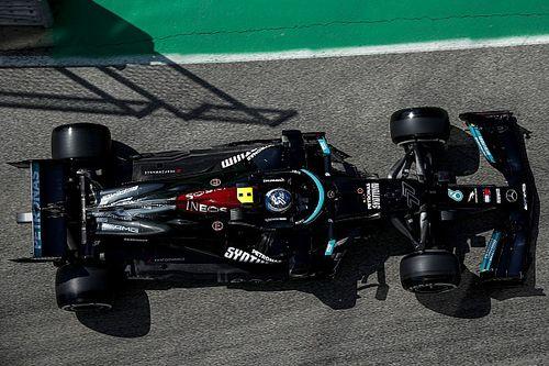 Bottas snelste tijdens incidentrijke eerste training Imola, Verstappen P3
