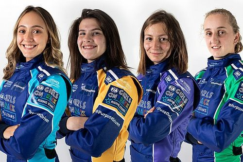 Girls on Track anuncia vencedora de seletiva por vaga na Academia da Ferrari
