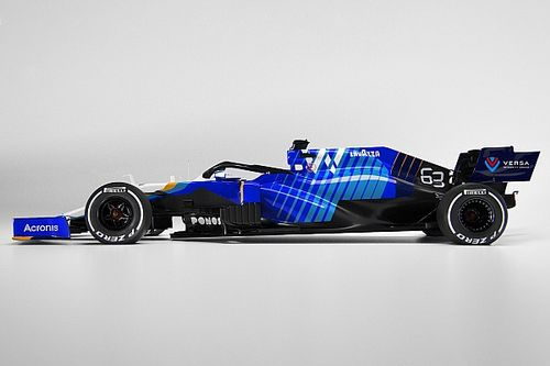 Williams FW43B: la terza via con la power unit Mercedes