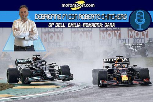 Podcast F1: Chinchero analizza il GP dell'Emilia Romagna di Imola