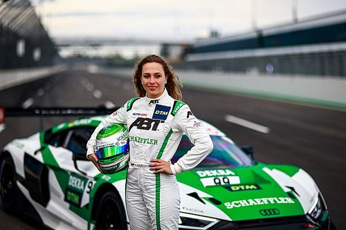 Berger: Vrouwelijk succes niet uitgesloten in nieuw DTM-seizoen