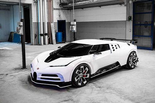 Valaki úgy döntött, nem várja meg, míg elkészül Bugatti Centodiecije, eladja a foglalását jó pénzért