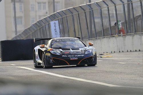 Have a go hero: A future McLaren F1 racer's Baku GT frustration