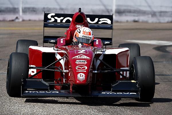 Pro Mazda Cape rule Pro Mazda and USF2000 testing at Mid-Ohio