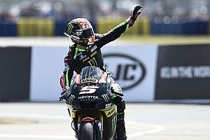 MotoGP Новость Зарко: Лидируя в Ле-Мане, я вспомнил, как упал в Катаре