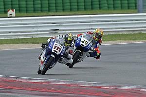 CIV Moto3 Gara Kevin Zannoni si prende gara 2 a Misano e la leadership tricolore