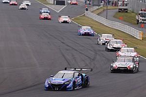 Hindari bentrok dengan WEC Fuji, Super GT ubah jadwal