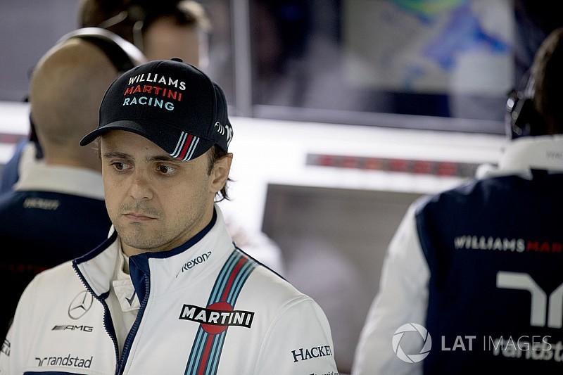 Massa: troca de pilotos seria direção errada para a Williams