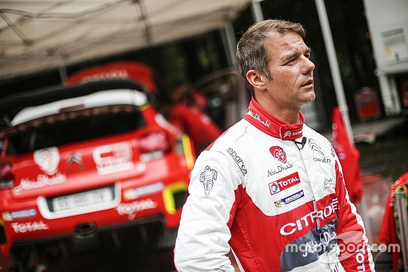 Citroen: domani Loeb farà l'esordio su sterrato con la C3 in Spagna