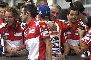 MotoGP Noticias de última hora Ducati cree que los cambios que pide Lorenzo también ayudarán a Dovizioso