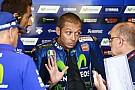 Rossi akui lemah dalam balapan flag-to-flag