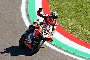 World Superbike Race report WorldSBK Italia: Davies bawa Ducati berpesta di Imola