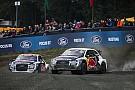 World Rallycross Ekström vainqueur en finale, pas de Polo sur le podium