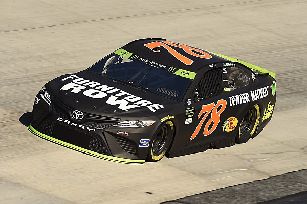 NASCAR Cup NASCAR in Dover: Martin Truex Jr. entreißt Kyle Busch die Pole