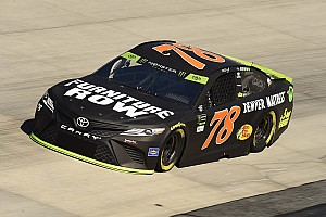 NASCAR Cup Qualifyingbericht NASCAR in Dover: Martin Truex Jr. entreißt Kyle Busch die Pole