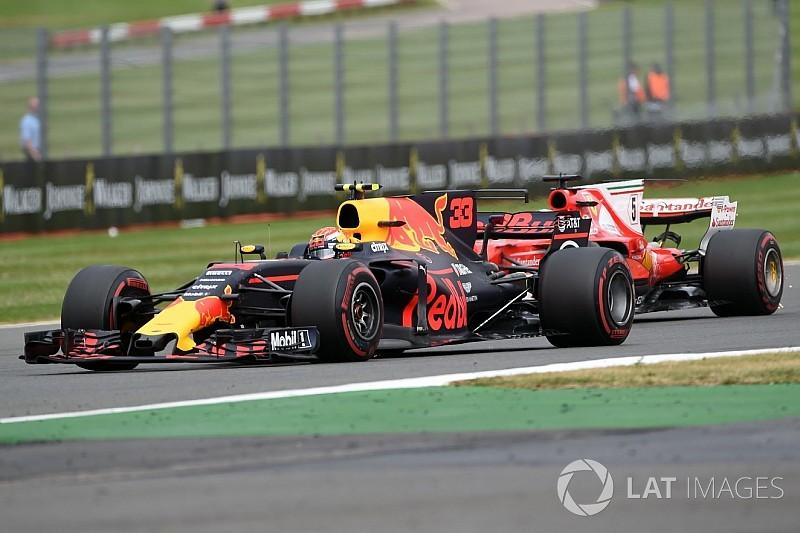 Vettel: Verstappen fren noktalarında hâlâ biraz oynuyor
