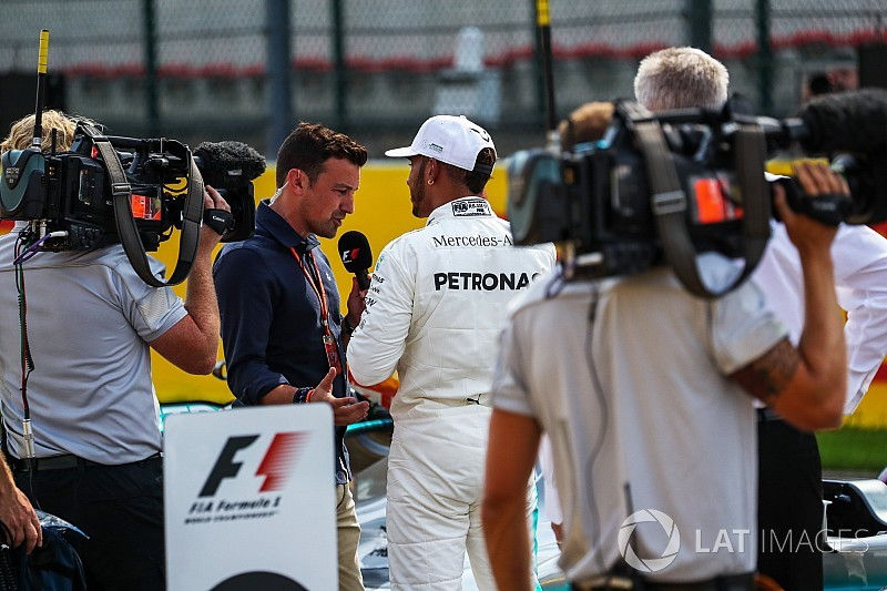 ESPN replaces NBC as F1 broadcaster in the US