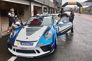 بورشه سوبر كاب تقرير السباق بورشه سوبر كاب: أشكناني يحرز المركز التاسع في السباق الثاني في بلجيكا