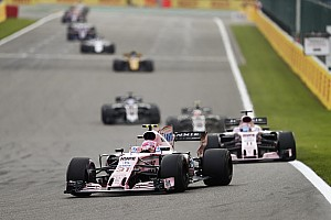 F1 Reporte de la carrera Force India se plantea suspender alguna carrera a uno de sus pilotos