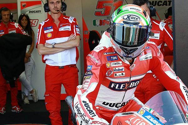 MotoGP Pirro fait un passage éclair, récompensé par un top 5