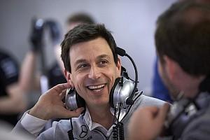 F1 Entrevista Wolff: