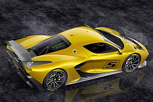 Automotive Breaking news Emerson Fittipaldi unveils new EF7 track day supercar