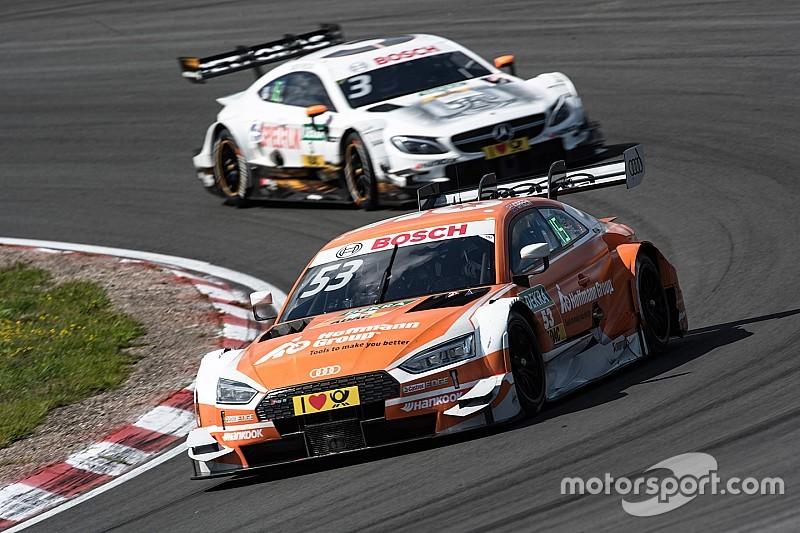 """Jamie Green von Mercedes-Ausstieg überrascht: """"Dachte, BMW steigt zuerst aus"""""""