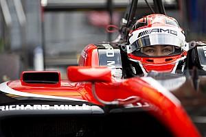 GP3 Reporte de calificación George Russell se hace con la pole de GP3 en Spa
