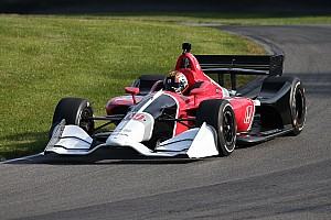 IndyCar Breaking news Veach says 2018 is a good time for rookie IndyCar season