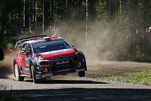 WRC Breaking news Toyota, Citroen, Hyundai all enter Rally Estonia