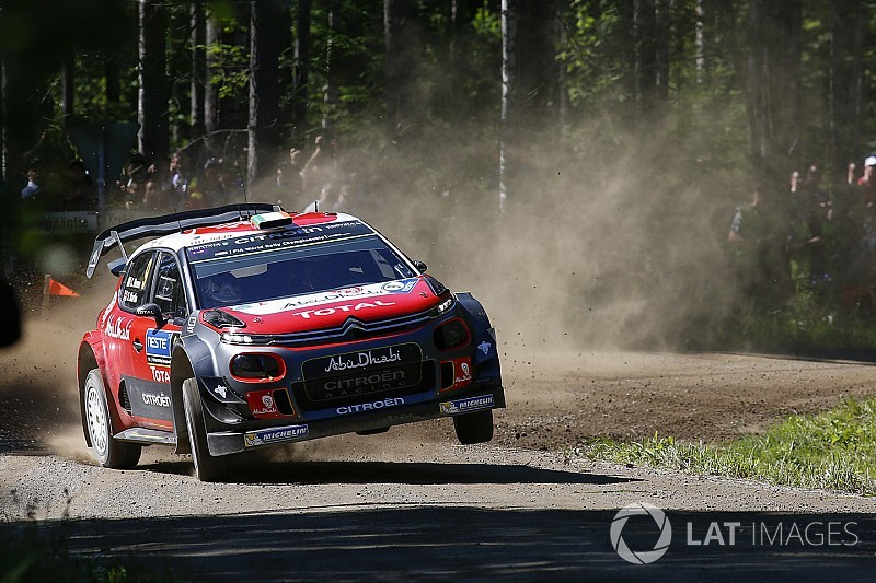 Toyota, Citroen, Hyundai all enter Rally Estonia