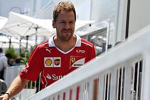 Hamilton szerint Vettel mentális gyengesége nyilvánvaló