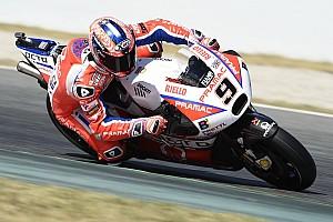 MotoGP Репортаж з практики Гран Прі Нідерландів: у першій практиці найшвидшим став Петруччі