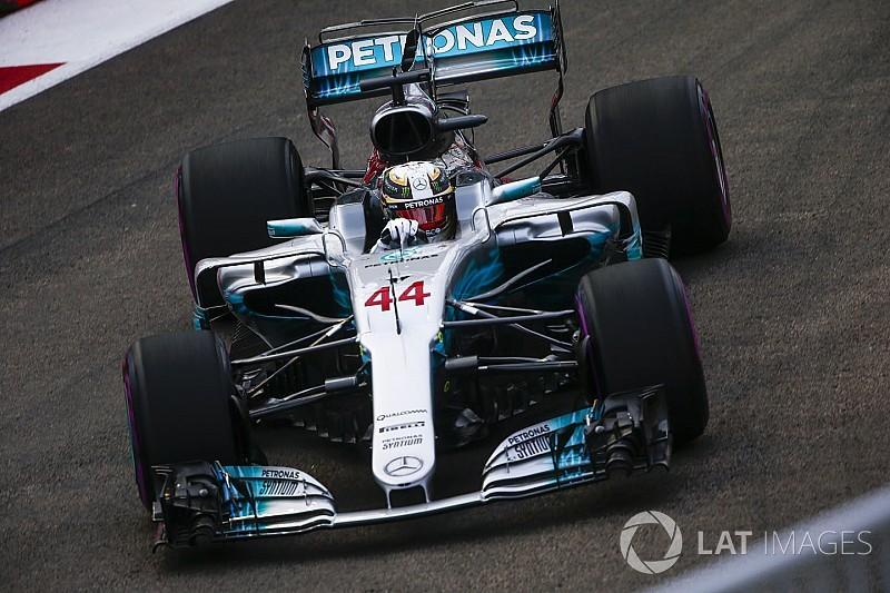Les modifications qui ont revigoré Mercedes à Singapour