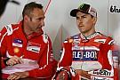 Лоренсо предложил Ducati перенять философию Yamaha