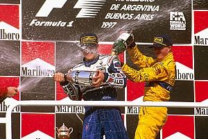 F1 Top List Los 10 pilotos más jóvenes en subirse al podio de la F1