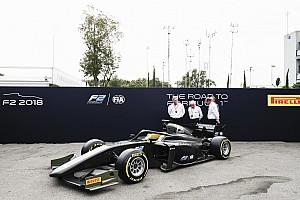 FIA F2 Últimas notícias Com Halo, F2 apresenta carro para temporada de 2018