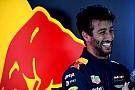 Az operatőr Ricciardo sok érdekeset látott a Mercedesen