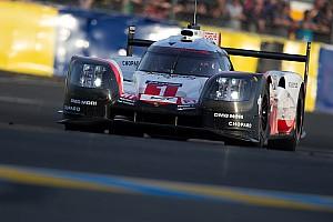 Le Mans Crónica de Carrera Una avería golpea a Porsche a menos de cuatro horas del final